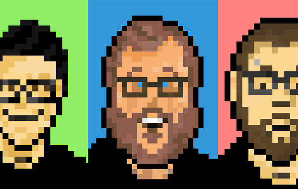 Pixel Dudes, updated