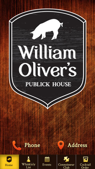 William Oliver's Publick House