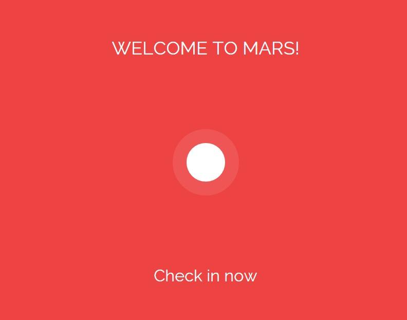 Mars Colony Hybrid App