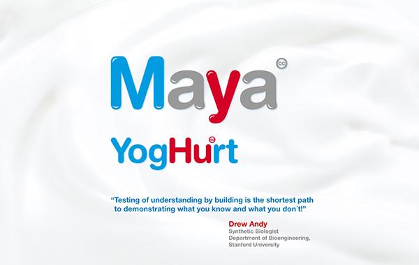 MayaYoghurt.net