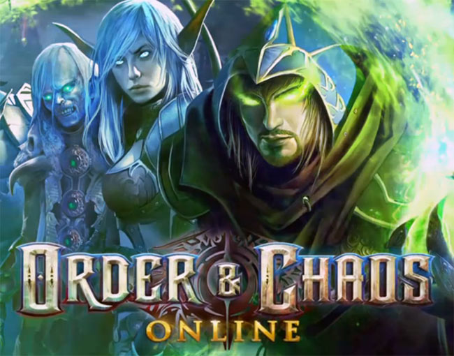 Order And Chaos (Facebook)